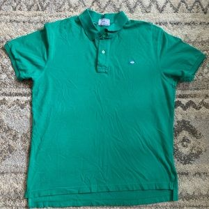 Southern Tide The Skipjack Polo Green Large